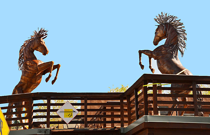 Year of the Horse at Turquoise Butterfly