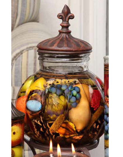Robin's Nest Large Centerpiece Oil Candle